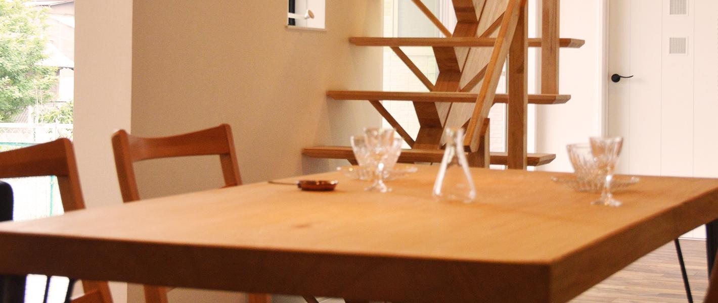 木持ちいい暮らし、始めませんか?シノダの木匠が「いごこち」をデザインします。